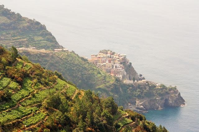 uitzicht Cinque Terre
