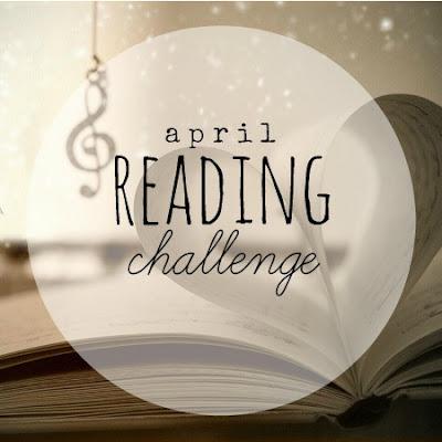 April 12x30 Challenge: Reading Challenge
