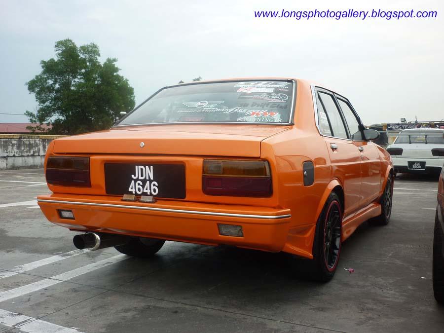 Long's Photo Gallery: Datsun 120Y Bodykit