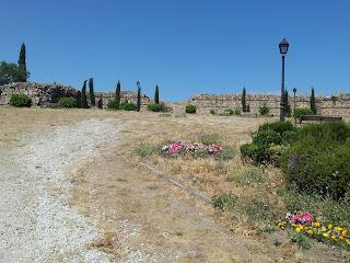 Ruinas del Viejo Castillo Manzanares