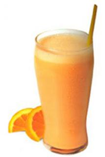 resep es jeruk smoothie