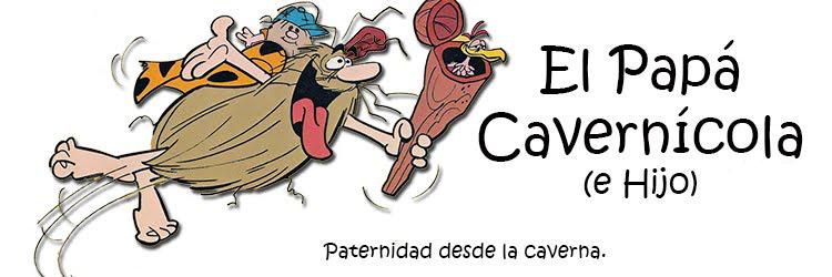 El Papá Cavernícola (e Hijo)