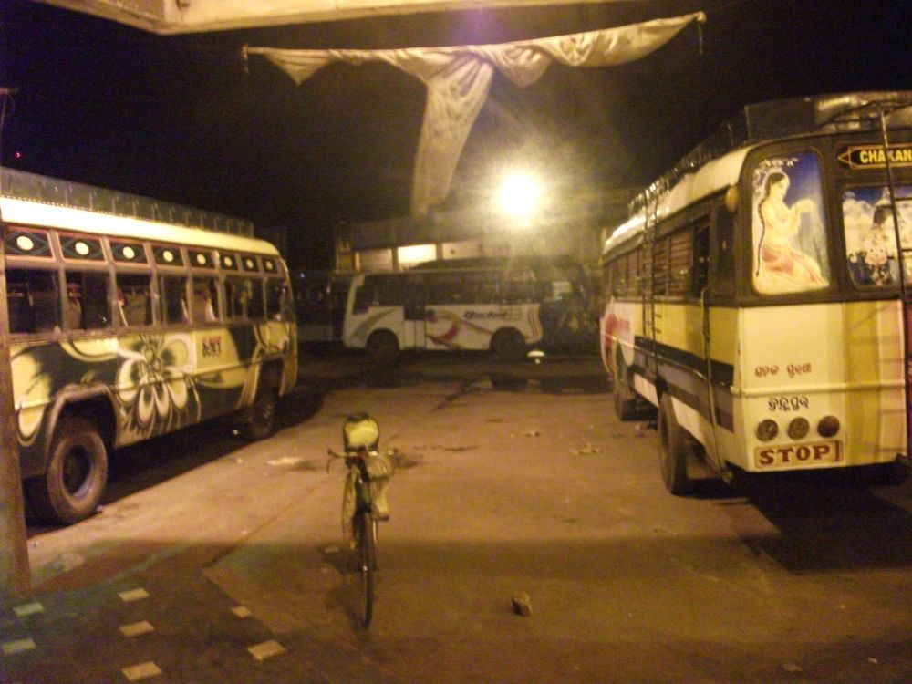 756 Words Short Essay on Scene at a Bus Stand