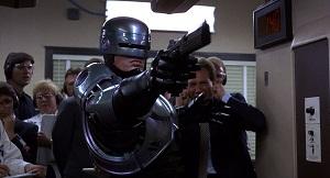 Peter Weller en RoboCop