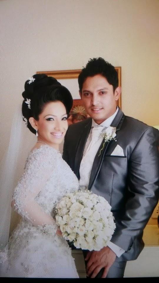Nehara menaka wedding