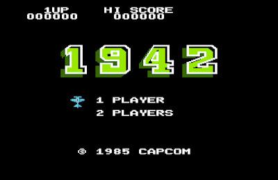 【FC】1942原版+Hack無敵版+金手指+遊戲Rom(nes)下載!