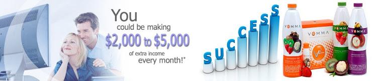 vemma menawarkan Solusi Sehat dan Kebebasan Financial