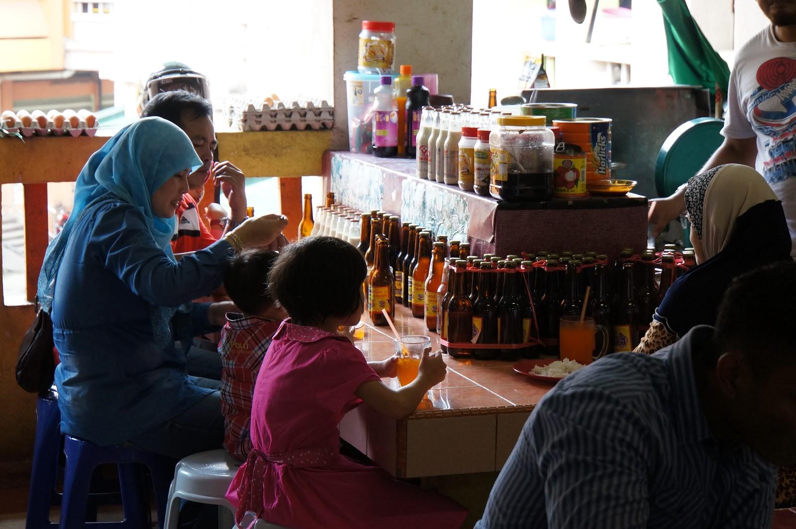 Kota Bharu - marché central