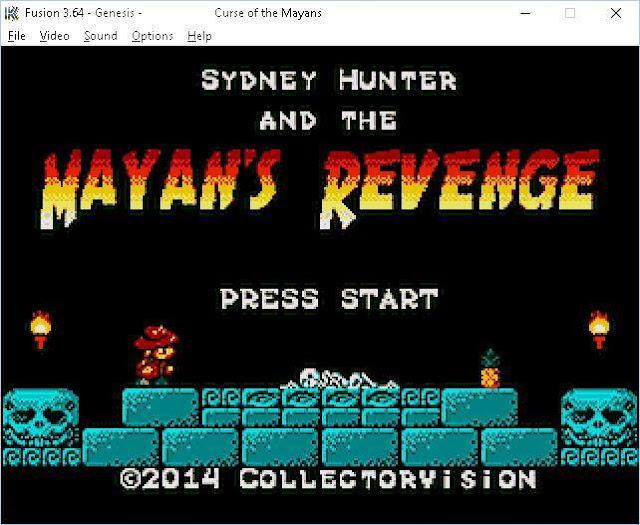 Sydney Hunter and the Curse of the Mayans llegará también a Mega Drive y MegaCD