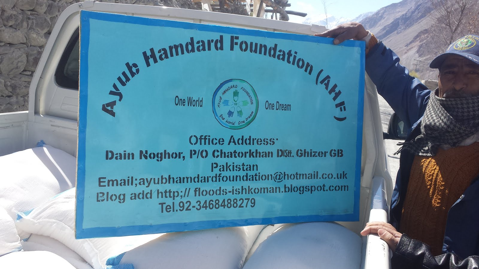 AYUB HAMDARD FOUNDATION