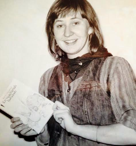FØRSTE BOKA I 1978