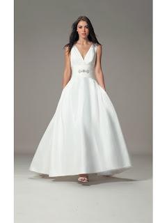Vestidos de Novia Sencillos, parte 4