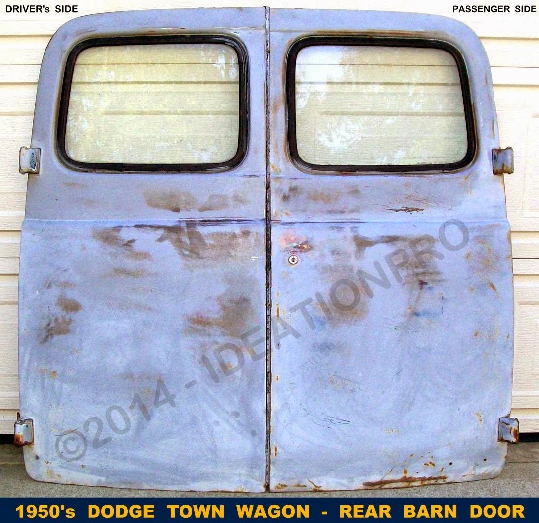 Vintage Dodge Town Panel For Sale Autos Post