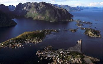 Islas Lofoten (Noruega)