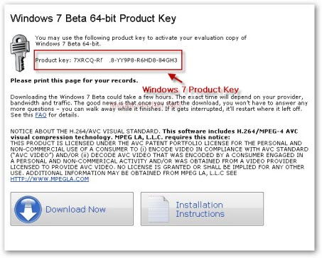 Computer solution how to find windows 7 product key for Windows 07 product key