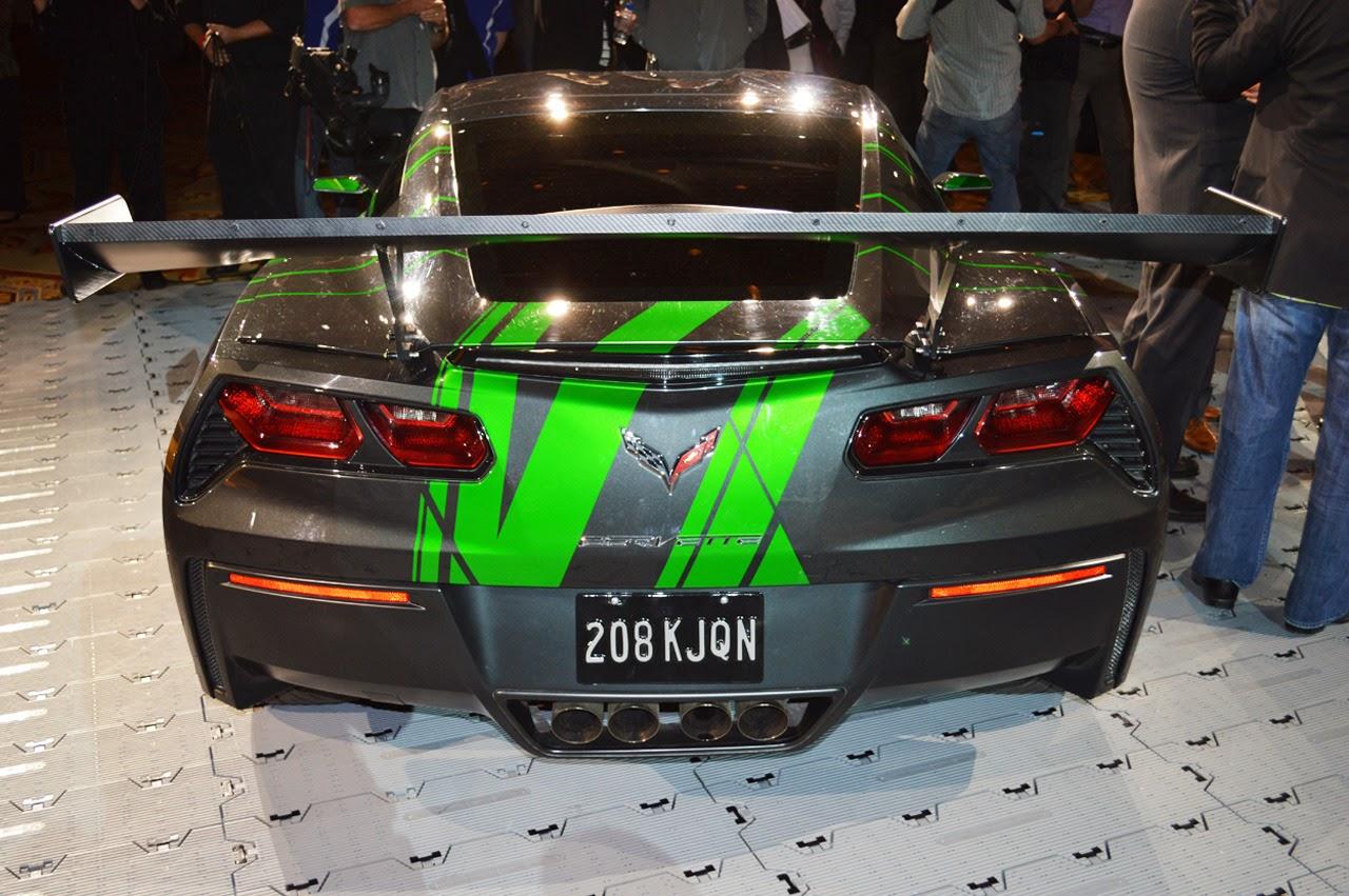 automotiveblogz transformers chevrolet corvette stingray sema 2013 photos. Cars Review. Best American Auto & Cars Review