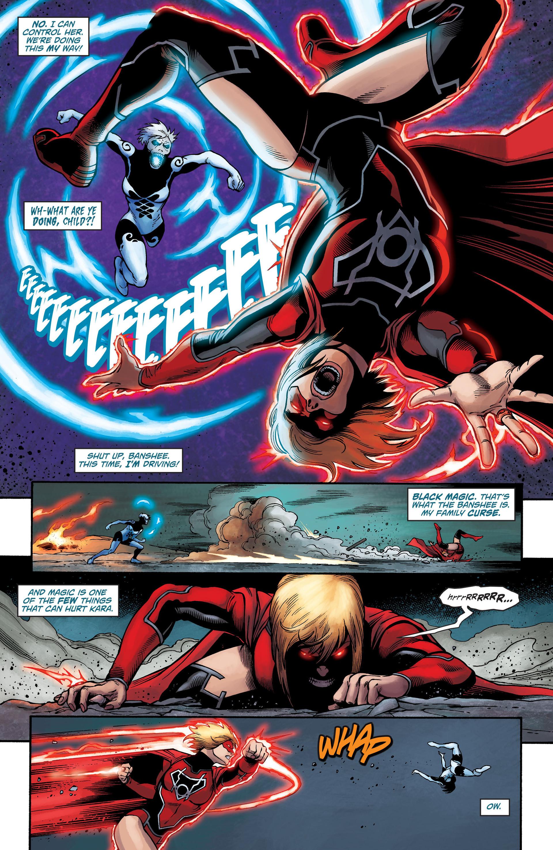 Supergirl (2011) Issue #29 #31 - English 11