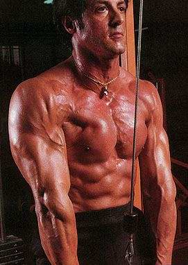 Sylvester Stallone | Outstanding actors