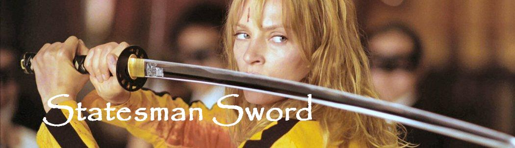 Statesman Sword