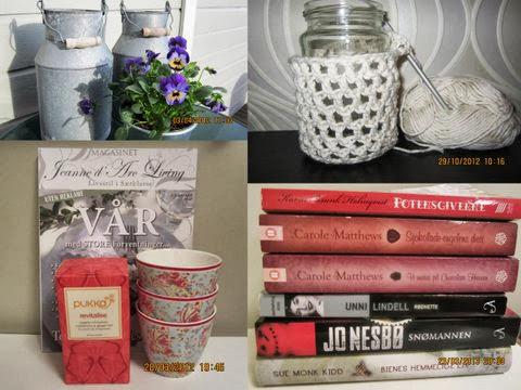 Lenes bok og hverdagsblogg