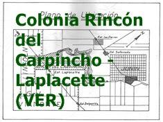 COLONIA RINCON DEL CARPINCHO