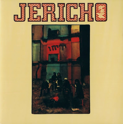Cover Album of Jericho - Jericho (1972 Israel Great Heavy Psych Hard Rock - Wave)