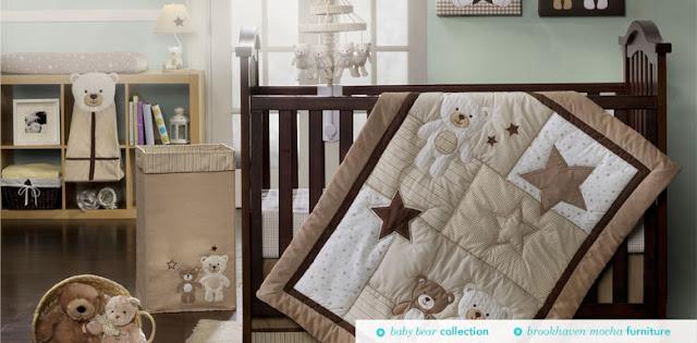 Decoração e Enxoval - Quarto do Bebê