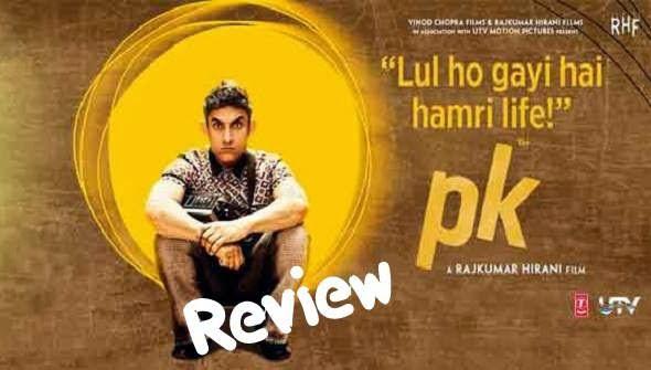 PK Hindi Movie Review