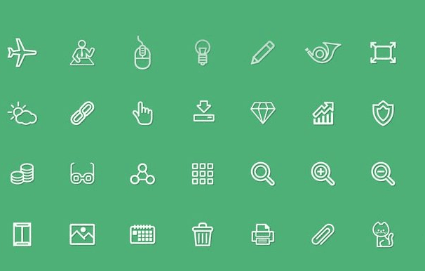 Free Universal Line Icons (AI, EPS, And PSD)