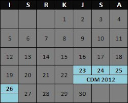 Kalendar November