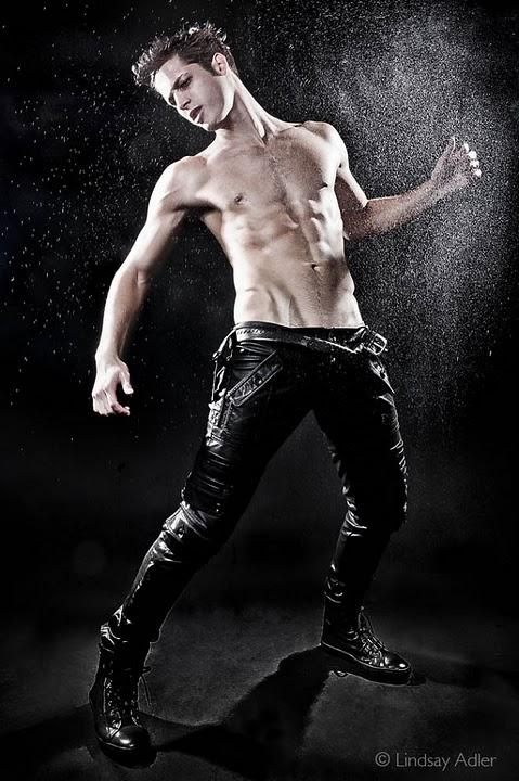 Male fashion show poses 40