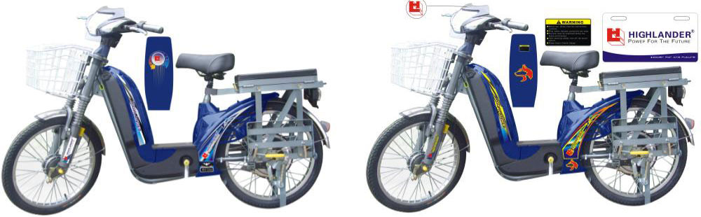 Sepeda Listrik Jakarta