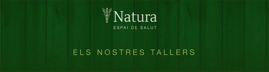 Tallers del Centre Natura