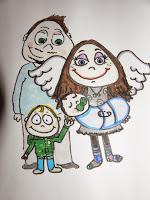 TinyAngelin perhe