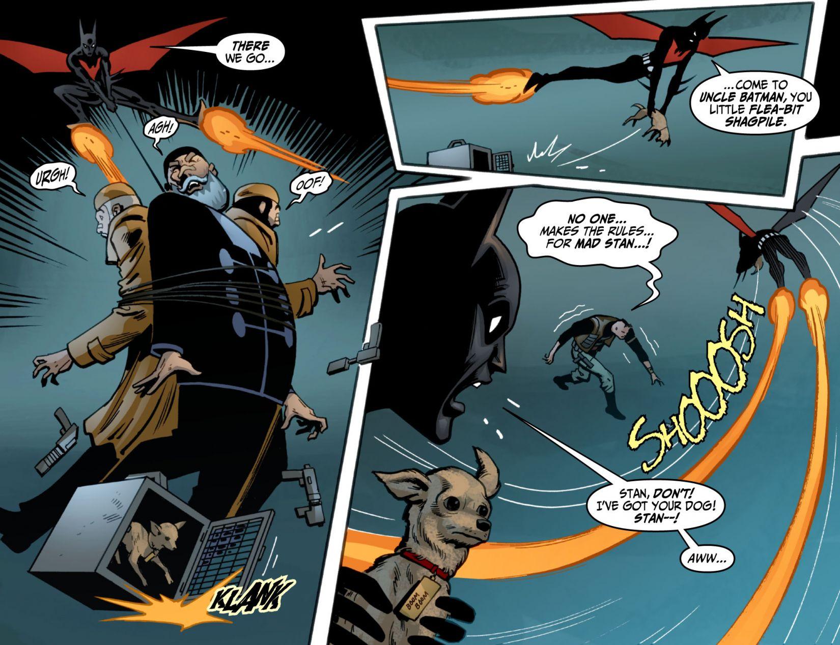 Batman Beyond (2012) Issue #6 #6 - English 14