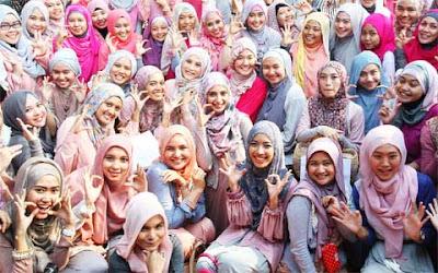 trend baju busana muslimah murah 2013