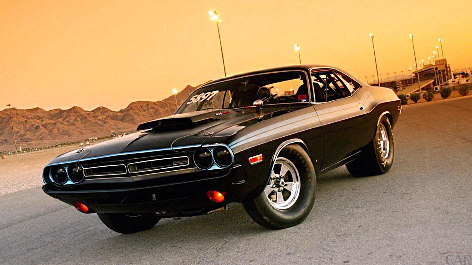 Clic American Cars: Dodge Challenger 1st gen. 1969-1974