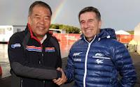 MOTO GP-Honda y Hayden llegan a Aspar