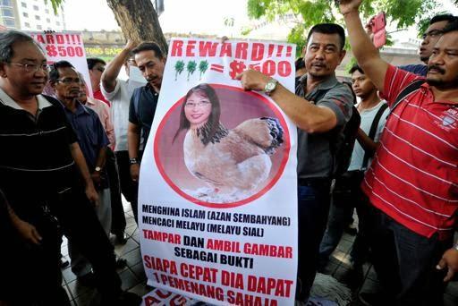 Tawaran Tampar Teresa Kok Dinaikkan Dari RM500 kepada RM1,200