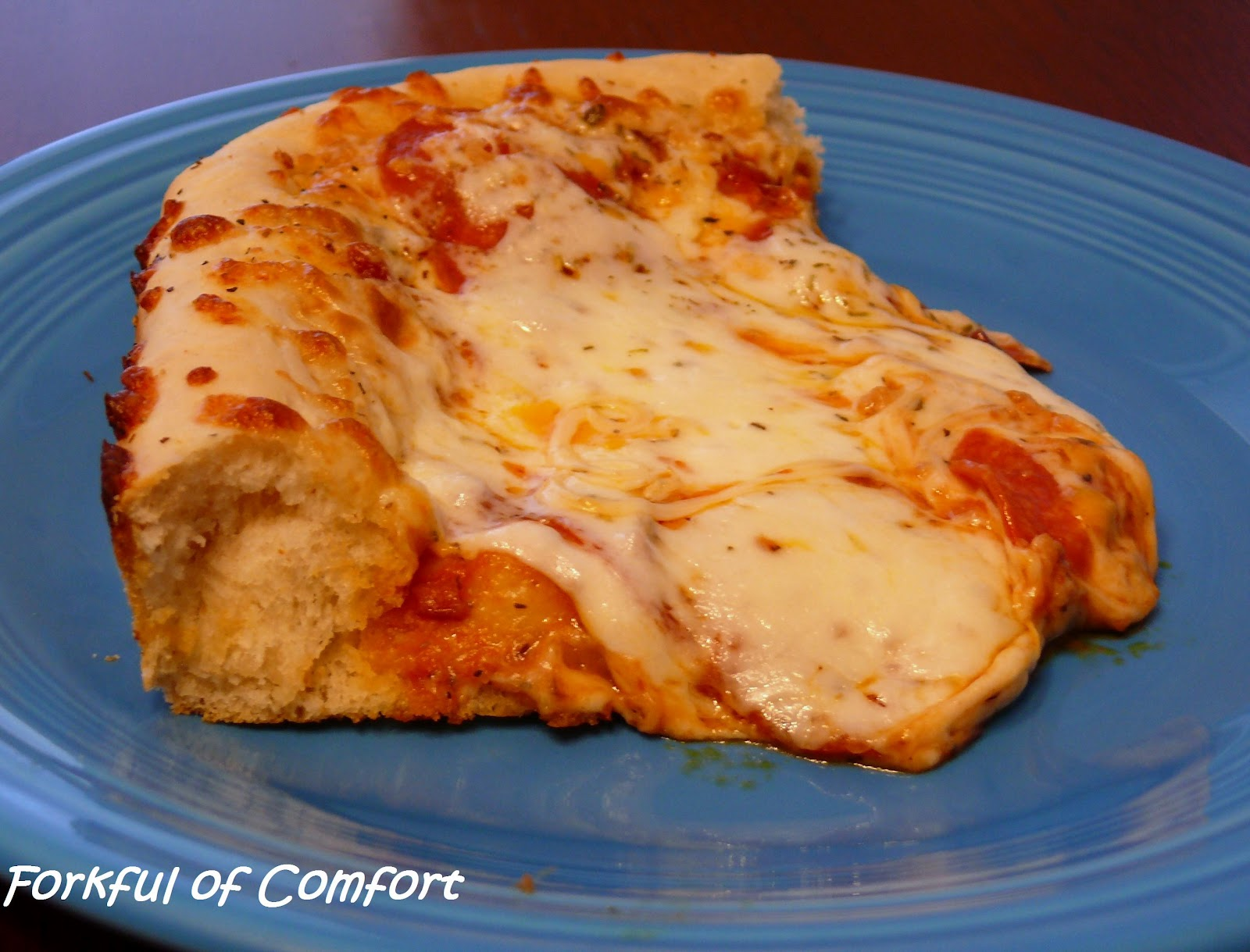 for pan pizza for one or two pan pizza for one or two recipes dishmaps ...