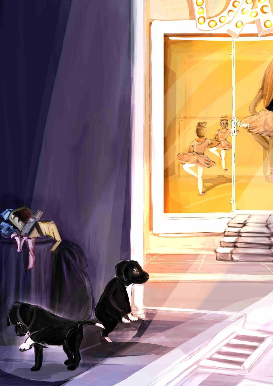 Νέα Κυκλοφορία βιβλίου: Λίζα η Μπαλαρίνα