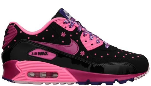 buy online a0129 59d31 11/30/2012 Nike Air Max '90 LE Women's DB