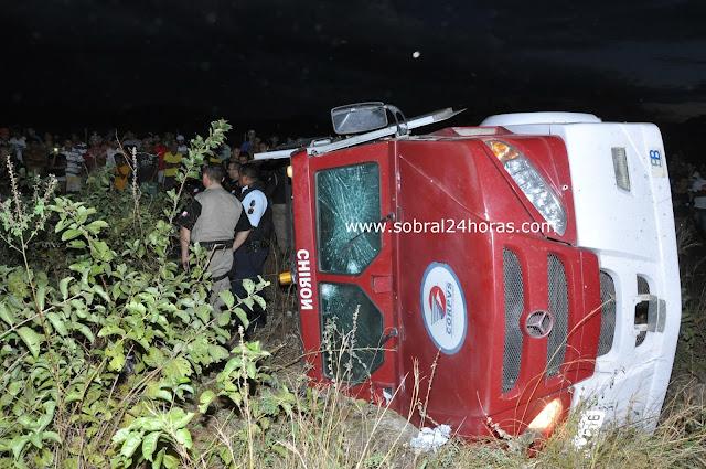 Última hora: Bandidos fortemente armados assaltam e explodem carro-forte próximo ao distrito de Ubaúna.