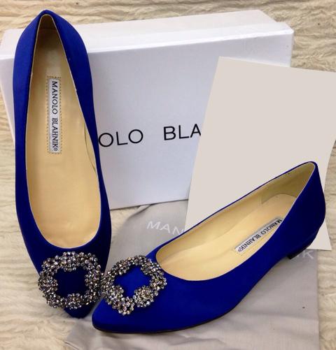 harga flat shoes manolo blahnik