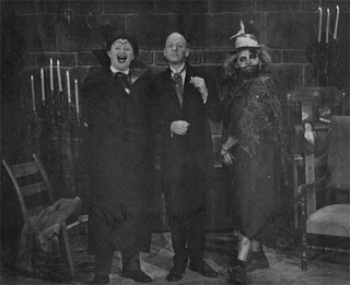 Gravesend Manor (TV show) cast, circa 1960s