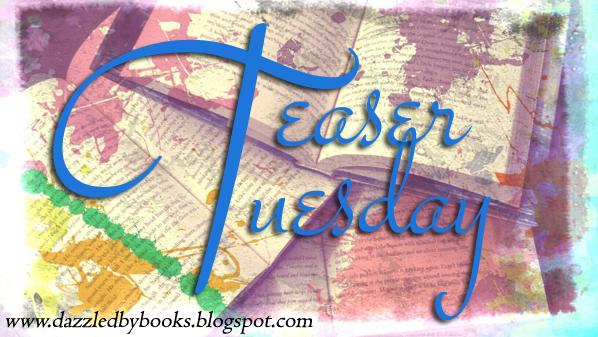 Teaser Tuesday: Farery Tales & Nightmares