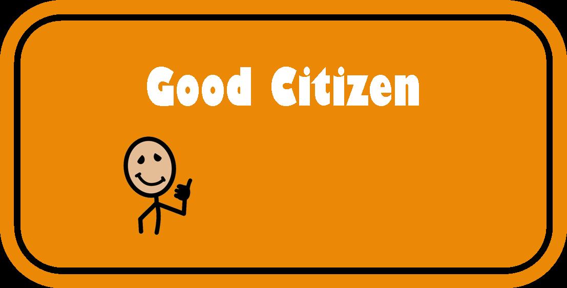 being a good citizen essay