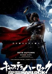 Space Pirate Captain Harlock (2013) Sub Español