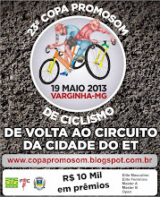 Copa Promossom de Ciclismo - Varginha