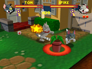 DOWNLOAD TOM & JERRY FAST AND THE FURRY GAME FREE FOR PC